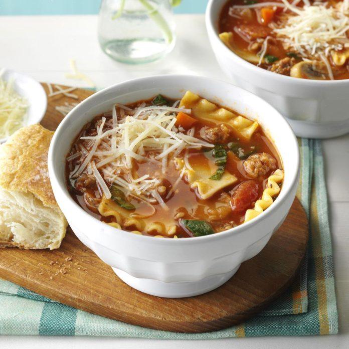 Home Taste Soup